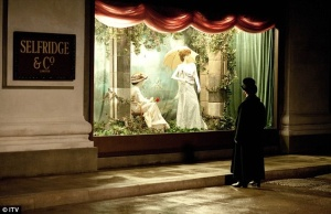 Selfridges would become the first store to feature a television in the window in 1931