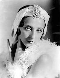 Alexandra Danilova's nose cost her a film role.