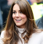 Kate Middleton: nose de jour