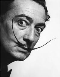 Salvador Dali - the very definition of surreal