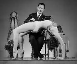 The always amusing Salvador Dali