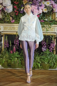 Russian-dance inspired Paris couture Alexis Mabille, Fall 2013