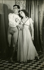 Markova and Hugh Laing in Romeo & Juliet, 1943