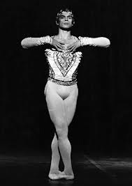 Rudolf Nureyev had his costume jackets cut short to make his muscular legs look longer