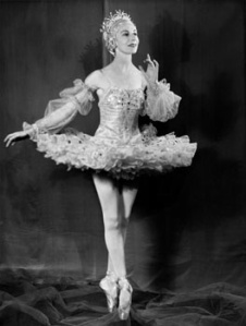 Markova as the Sugar Plum Fairy