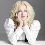 Cyndi Lauper performed with Ballets With a Twist
