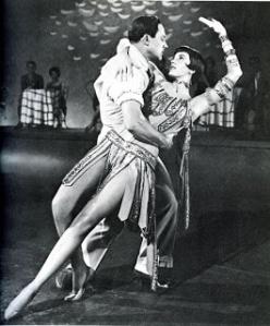 Eugene Curran and Tula Ellice