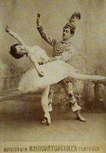 Nikolai Legat starred in the original Nutcracker