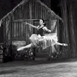 "Markova ""flying"" in Giselle"