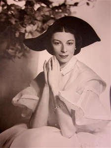 Markova was as elegant off-stage as on. Her hosting a comedy-variety show was inspired television.