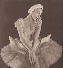 Markova's televised Dying Swan brought tears to viewers eyes.