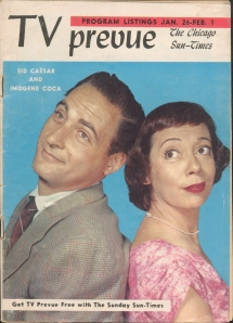 Television pioneers in the '50s. Markova had them beat by two decades!