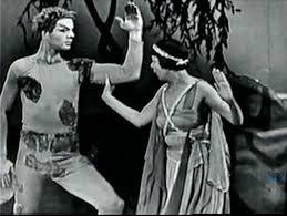 Comedienne Imogene Coca's ballet  parodies were a stitch.
