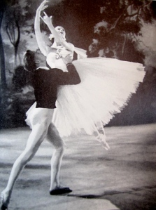Markova and Bruhn were magical in Giselle