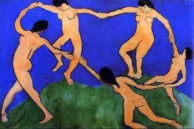 Matisse's magnificent La Danse, 1909