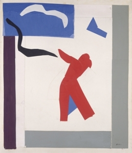 Markova brought Matisse's dance cutouts to  life