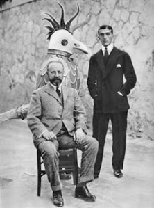 Matisse & Massine first met at the Ballets Russes in 1919.