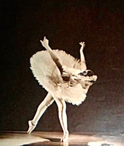 "The stage was so badly warped in Cuba Markova feared her ""Dying Swan"" might literally live up to its name."